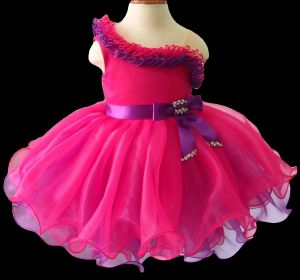12c3f09fe9 Special Occasion Princess Dress For Girls, party wear birthday girl  dress,kids dress, pink