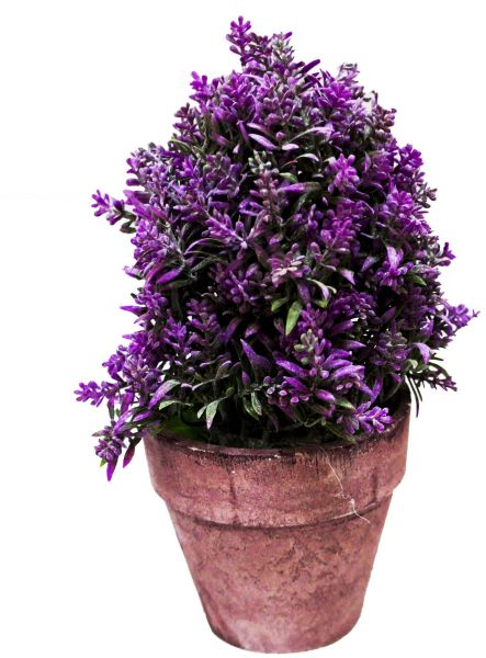 Artificial Flower Plants With Pot