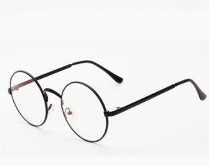 3ef0a4f92a2 Round Spectacle Glasses Frames for Men Harry Potter Glasses With Clear Glass  Women Myopia Optical Transparent Glasses-X