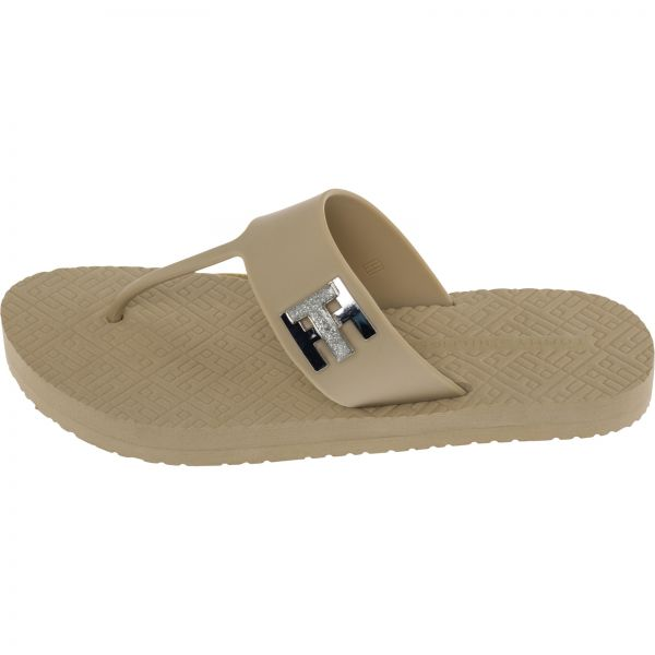 f8e4e416cd21c Tommy Hilfiger Flip Flop-Sandals For Women - Desert Sand