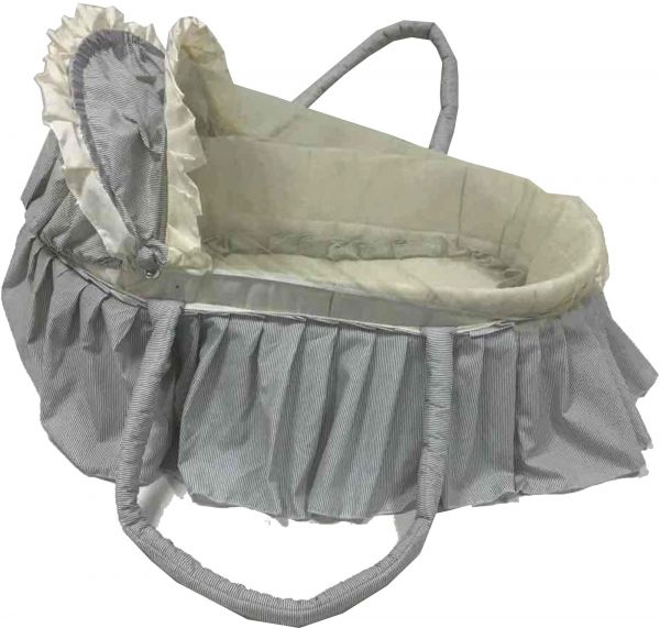 BABY CARRIER BASKET WITH COVERED NET