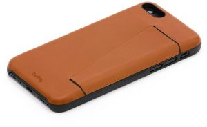 newest collection eaf41 730c7 Bellroy Leather iPhone 7 Phone Case - 3 Card Caramel