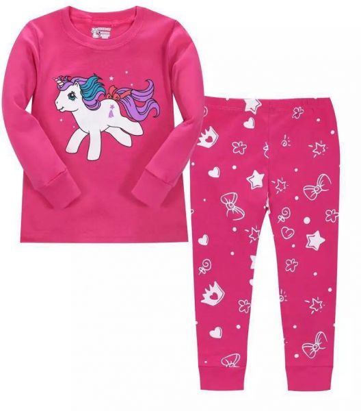 cotton candy sleepwear for girls have size d60410c41
