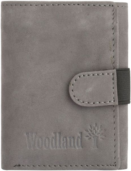 7e1241f2 Woodland Trifold Wallets for Men, Grey - 1002 | KSA | Souq