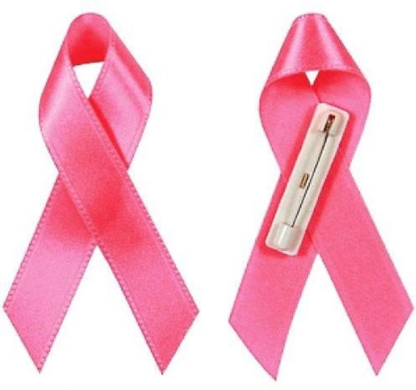 Breast Cancer Awareness Pink Ribbon Pin Souq Uae