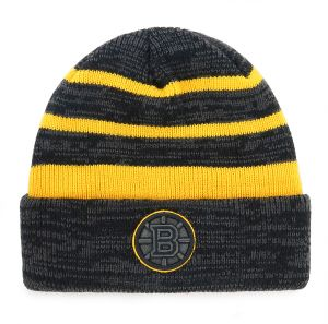 separation shoes 9850f 4d938 ... cheap ots nhl boston bruins male line cuff knit cap black one size  924e1 06dbb