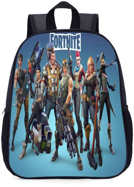 98713ce19ac2 Primary Student Small School Bag Game Fortnite Bookbag Backpacks ...