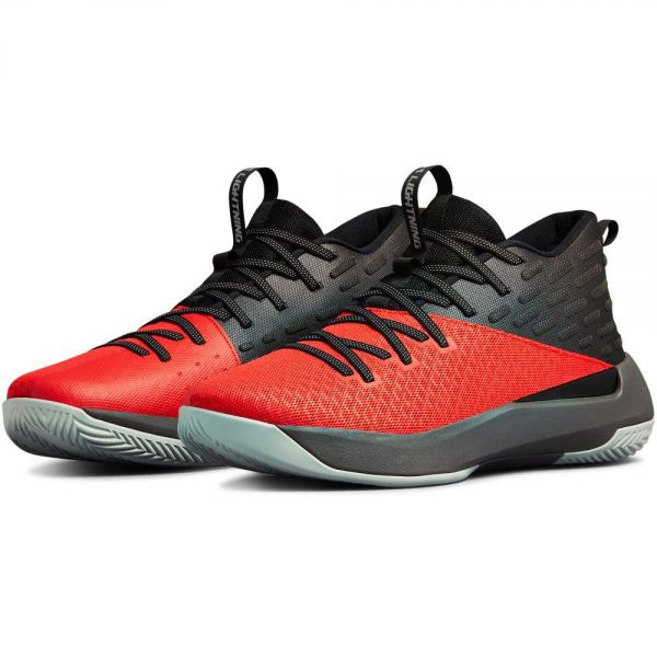 7cc58d6b2864 Under Armour Lightning 5 Basketball Shoes For Men