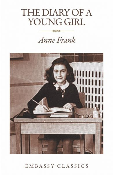 The Diary Of Anne Frank Book