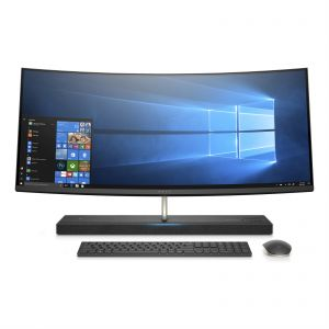 6a3cd3760a9 HP ENVY Curved All-in-One 34-b100ne Desktop - Intel Core i7-8700T