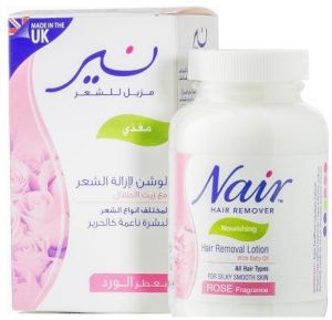 Nair Hair Removal Lotion Rose 120 Ml Buy Online At Best Price In