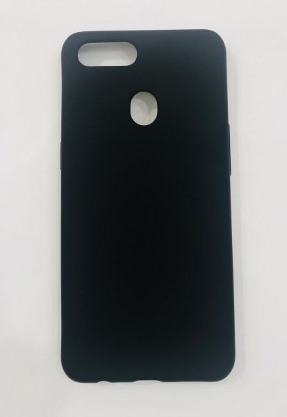 cheap for discount 94405 bb119 OPPO A5 TPU BACK COVER BLACK YOYO