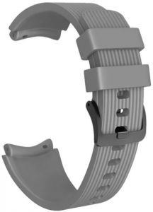 f716b9297 For Huawei Watch 2 PRO - Premium Silicone Smart Watch Band Strap - Grey