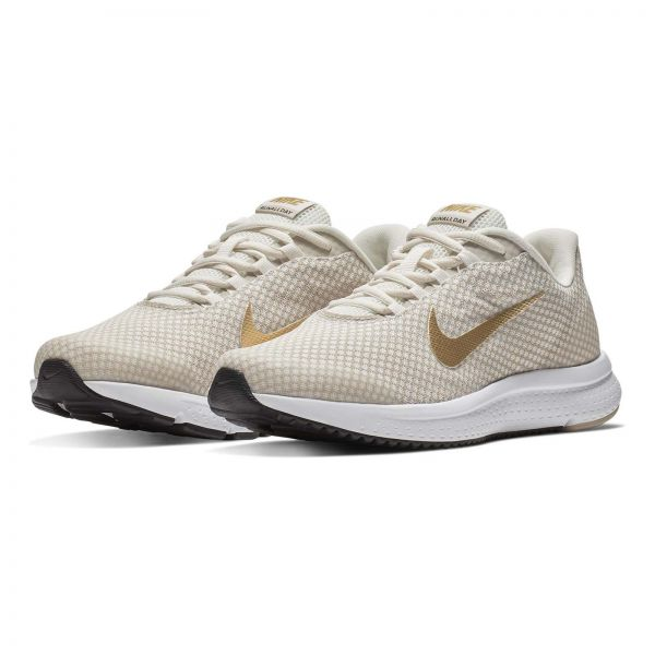 Nike All Day Running Shoes for Women (Beige - 39 EU)