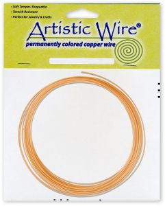 Buy ar primary tinned copper wire | Beadalon | KSA | Souq