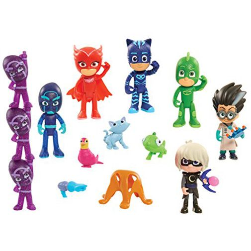 Pj Masks Deluxe Figure Toy Set 3 Years Amp Above Souq Uae