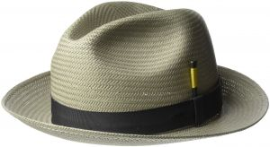 35bb0428d5e Bailey of Hollywood Men s Cosmo Fedora Trilby Hat