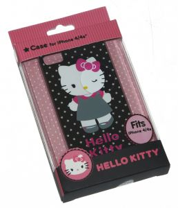 884c0c0f99 Hello Kitty One Piece Snap Cover Case - Fits iPhone 4 4S