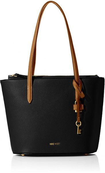 Nine West Tote Bad For Women Black Nw60498175