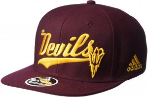 8a2388f7cb540 adidas NCAA Central Michigan Chippewas Men s Tail Sweep Logo Structured  Adjustable Hat