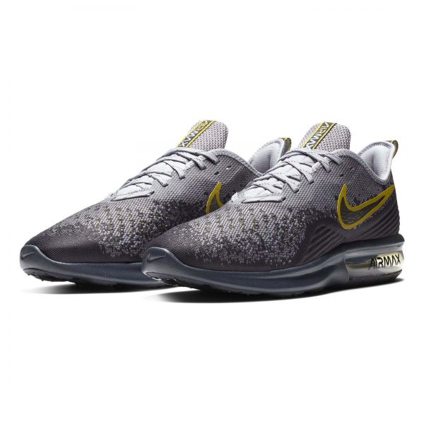 649443b3e7bfcc Nike Air Max Sequent 4 Sports Sneakers For Men