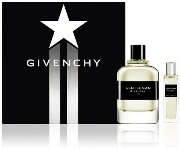 2fec64247c Givenchy Gentleman Eau De Toilette and Travel Spray Set For Men ...