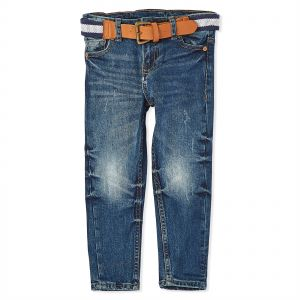 989c02d865 Iconic Straight Jeans for Boys - Blue