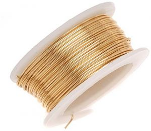 Artistic Wire 18-Gauge Non-Tarnish Brass Wire 0a0d5622a6