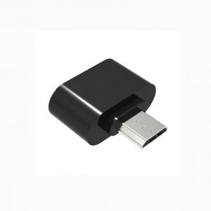 Otg adapter V8 Android mobile phone universal adapter converter micro data line to usb2.0 adapter