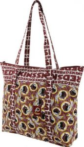 Canyon Outback 17-inch Leather Tote Bag-Clemson Tigers