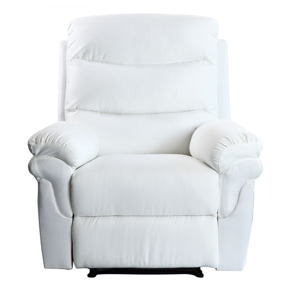 Bristole Fabric Recliner Chair White - 105H x 86W x 96D cm  sc 1 st  Souq.com & Bristole Fabric Recliner Chair White - 105H x 86W x 96D cm ...