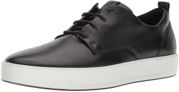 7277eac0906a ECCO Men s Soft 8 Tie Fashion Sneaker
