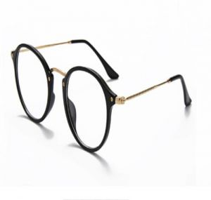 62d2a8af7d9 style men s glasses frame Retro full frame glasses frame Compatible myopia  plain glass spectacles GC-0004B
