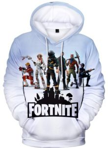 4e6f861f3 Fortnite game unisex novelty Sweatshirt Youth 3D Printed Hoodie Casual  Pullover for children kids boys girls