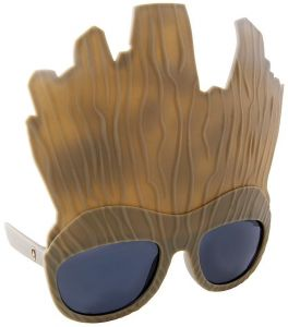03fea74fe5 Sunstaches Marvel Guardians of The Galaxy Groot Character Sunglasses