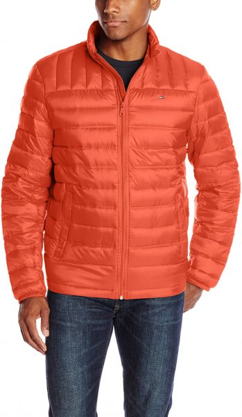 5befb1655b85 Tommy Hilfiger Men s Packable Down Jacket (Regular and Big   Tall ...