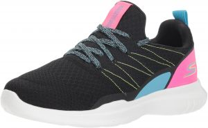 7601d963e Skechers Women s GO Run Mojo Radar Sneaker