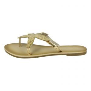 ebd4a111b91 Kidderminster Savannah Flat Sandals for Women - Gold