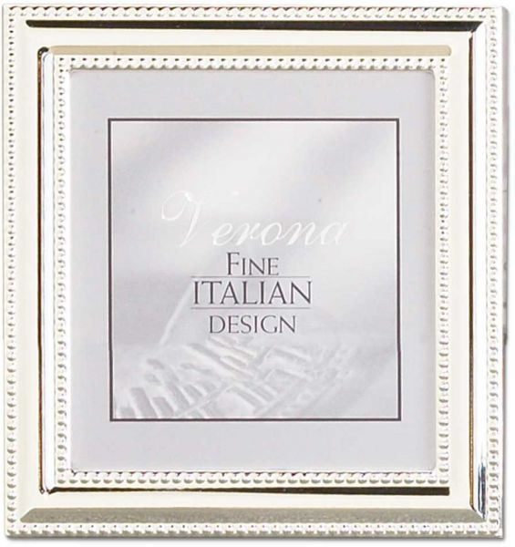 Lawrence Frames Metal Picture Frame Silver-Plate with Delicate ...