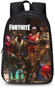 fortnite cartoon 3d print backpack children s schoolbag fashion kindergarten backpack - fortnite clac ami ps4