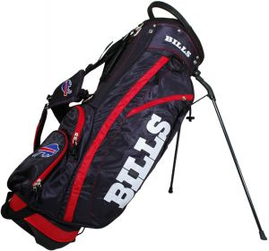 c52ac6ddd5 NFL Buffalo Bills Fairway Golf Stand Bag