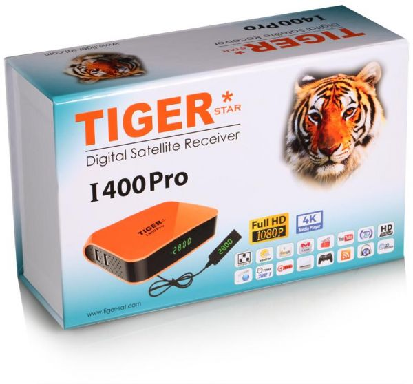 Tiger star I400 Pro Satellite Receiver Satellite