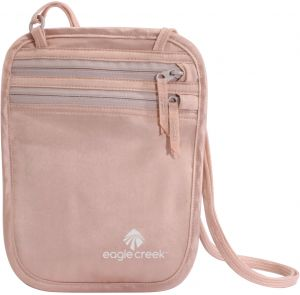 2cde0f791ec7 Eagle Creek Travel Gear Silk Undercover Neck Wallet (Rose)