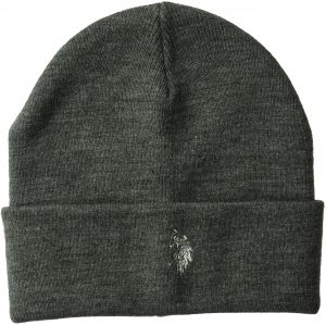 9301a115153 U.S. Polo Assn. Men s Fine Knit Cuffed Winter Beanie