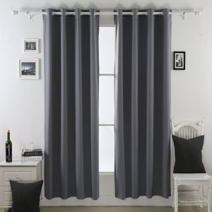 Window Treatments & Hardware Fassbel 2 Panel Set Digital Printed Window Curtains Thermal Insulated For Living Diversified In Packaging Curtains, Drapes & Valances