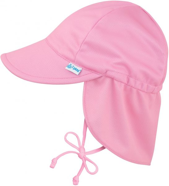 d3359f0e4ee i play. Baby Girl s Breatheasy Flap Sun Protection Hat Hat