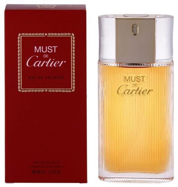 151b6071353 Cartier Must Eau de Toilette - 100 ml