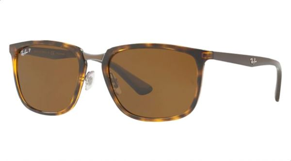 addad32f81 Ray-Ban RB 4303-Brown Sunglasses For Men - Brown
