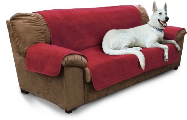 Furhaven Pet Furniture Protector Home Sofa Protector Cover For