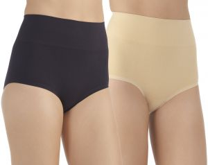 c732feee6c907 VASSARETTE Women s Comfortably Smooth Brief 2-Pack Panty 13274